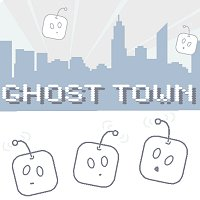 Ghost Town - locative alternate reality game you play with your mobile during Byte Me! Festival